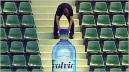 volvic-ad-on-stairs-stadium