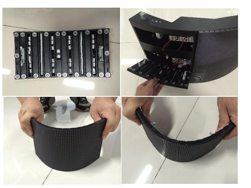 Flexible Led Indoor Screen Display Pitch 3 1mm I Flex