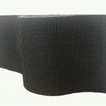 Flexible Curve Display Screen