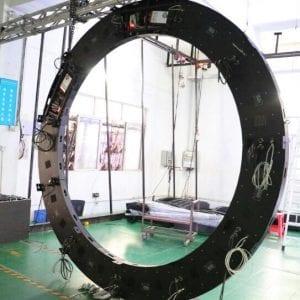 behind Ring LED led flexible