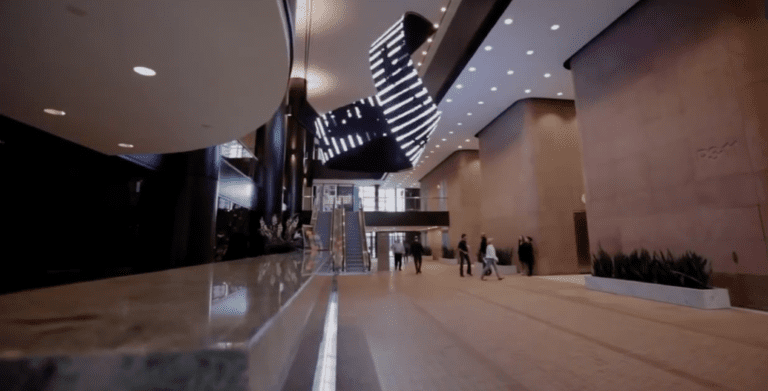 Bendable flexible led bespoke curved architectural