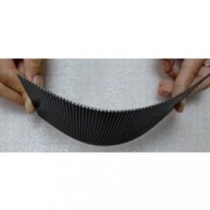 cylindrical curved flexpanel