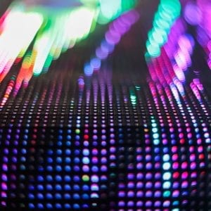 bigstock Bright Colored Led Smd Wall Wi