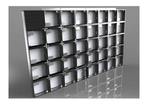 LED Affichage extérieur de hauteur