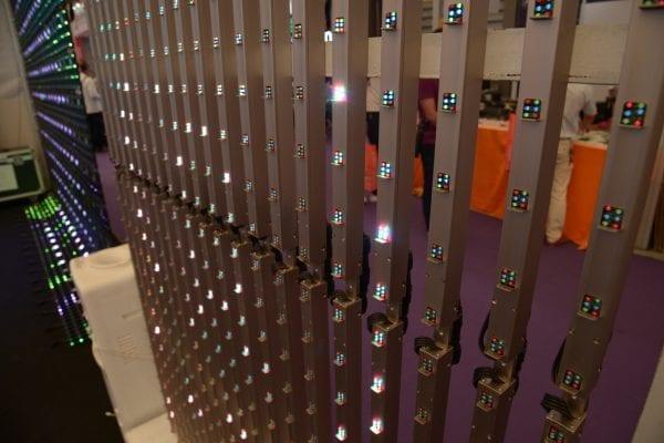 P62.5 Pixel de bande LED légère