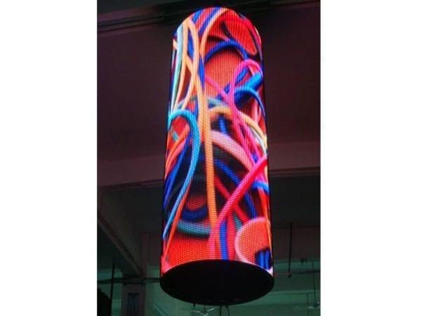 cylinderical shaped led