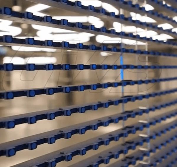 transparent LED serie R250