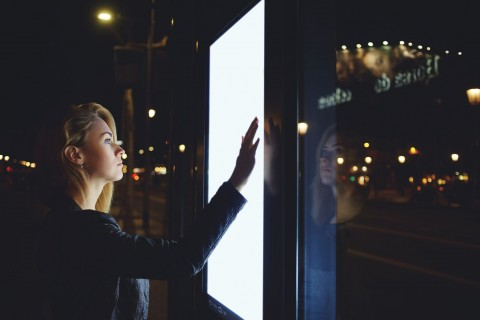 Digital display LED future of advertising