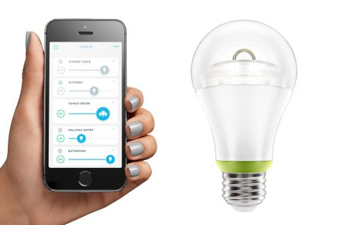 link bulb with smartphones