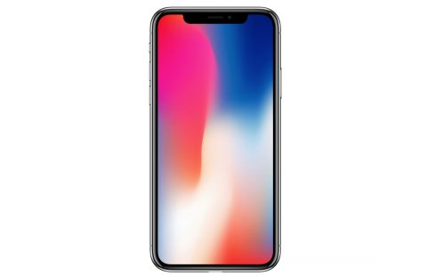 iPhone X officiel écran oled