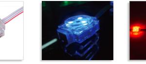MESH led flexible light up product