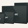 ultra fine pitch display size