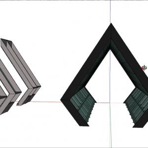 An overview diamond design