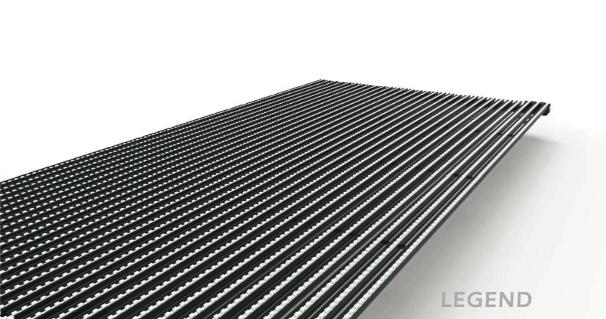 LED MESH serie