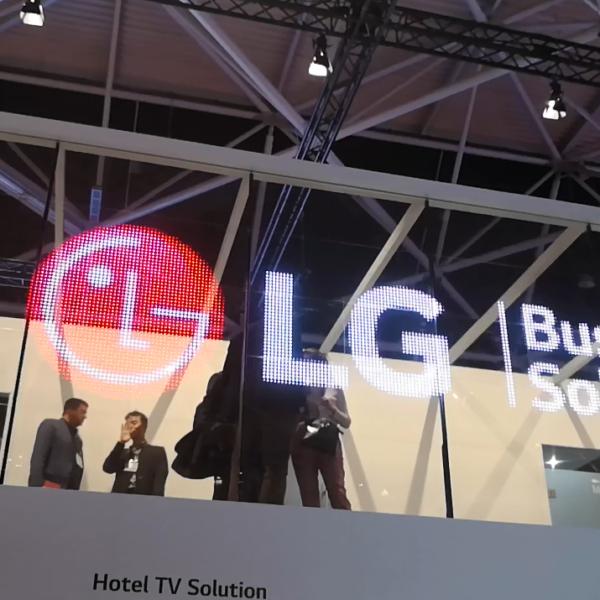 LG display LED