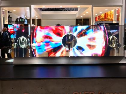 OLED transparente Digital: Una nueva Era de la señalización