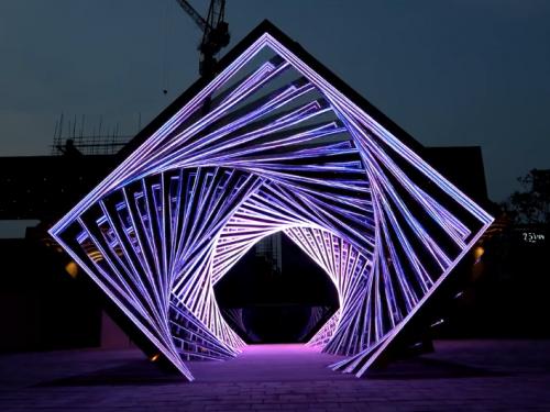 Parametric purple