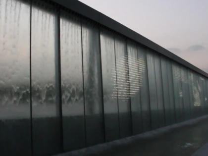 Transparent LED Large Wall