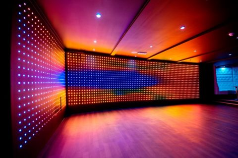 LED Video Installation
