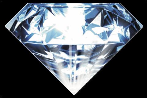 diamond shape led display