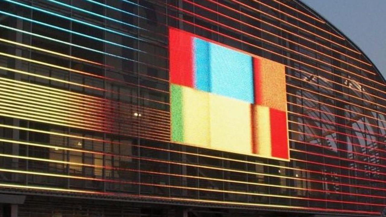 LED-mesh-facade