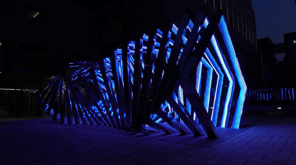 Parametric-outdoor-bleu