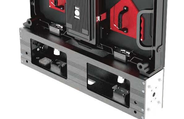 Mecanus Standard LED outdoor Stacking bar
