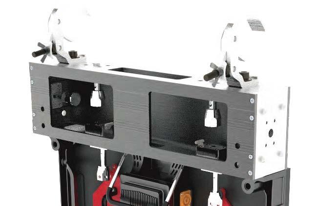 Mecanus Standard LED outdoor hanging bar