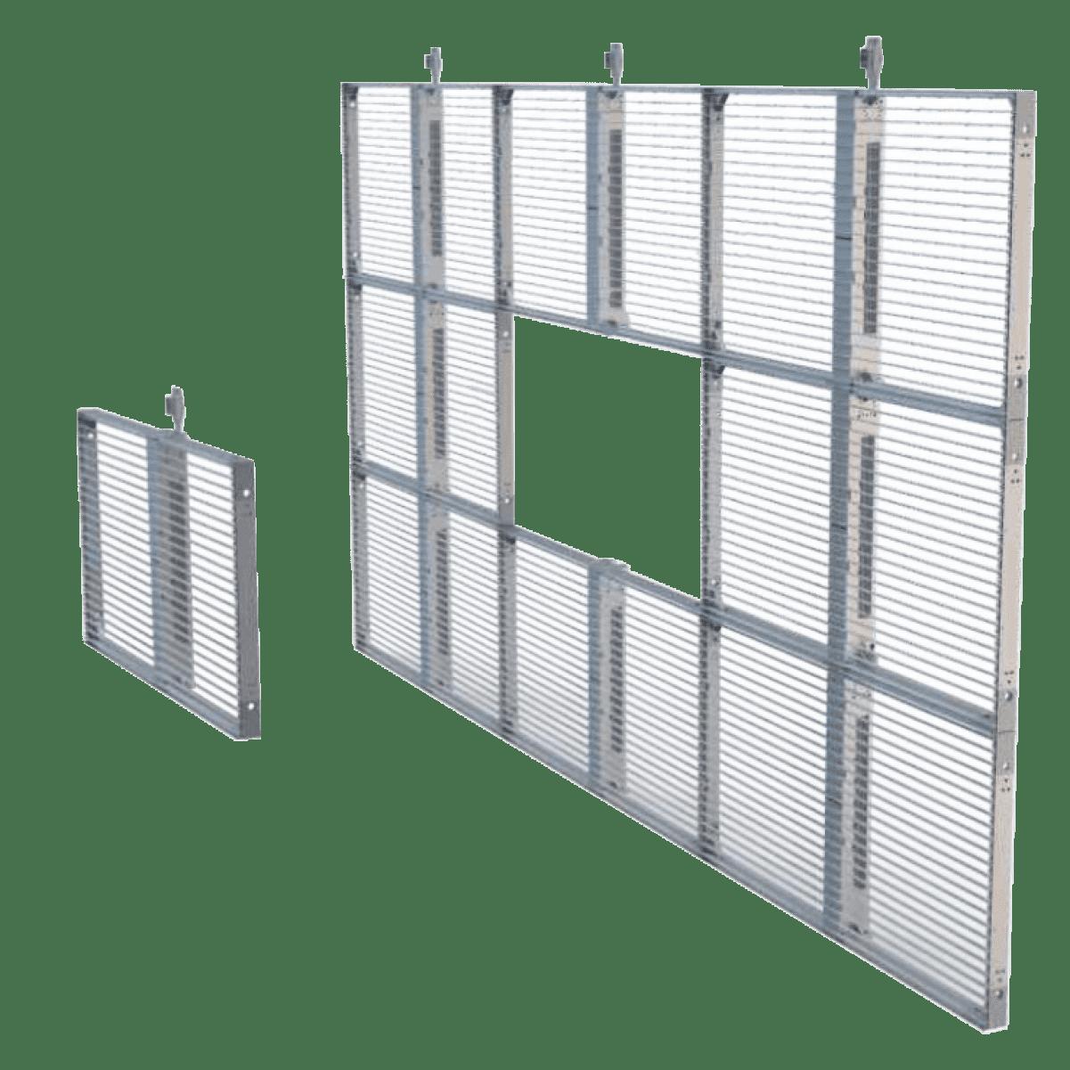 NR Serie standard transparent LED