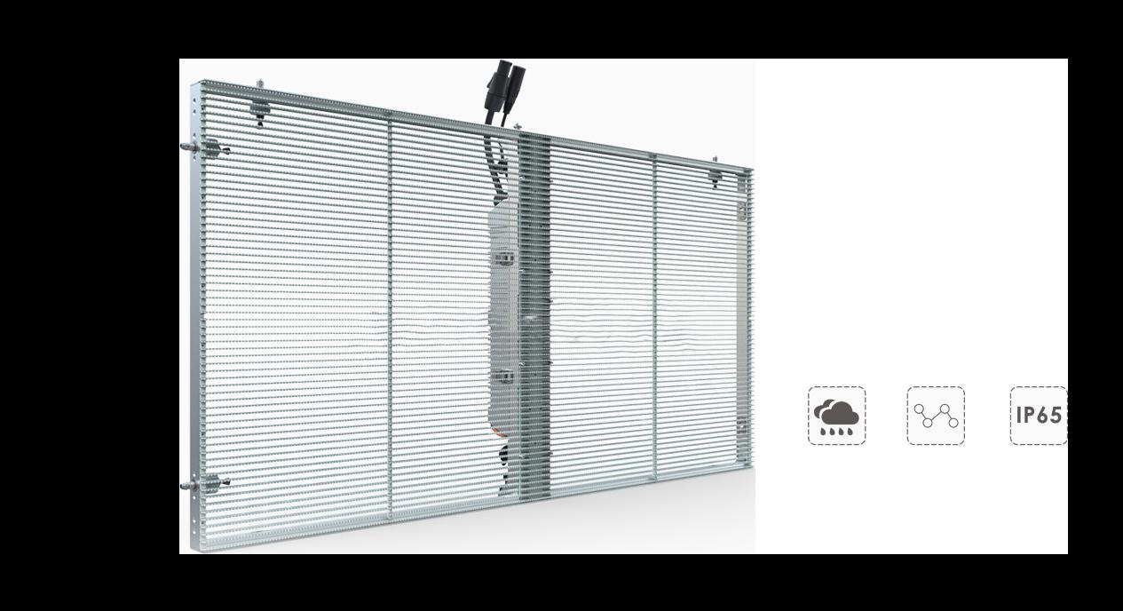 NR Serie standard transparent LED Waterproof