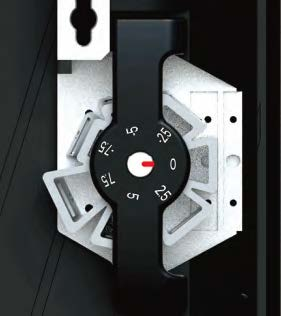 Titan Standard LED Outdoor Lock B