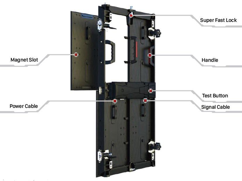 Titan Standard LED Outdoor diecast aluminium 2