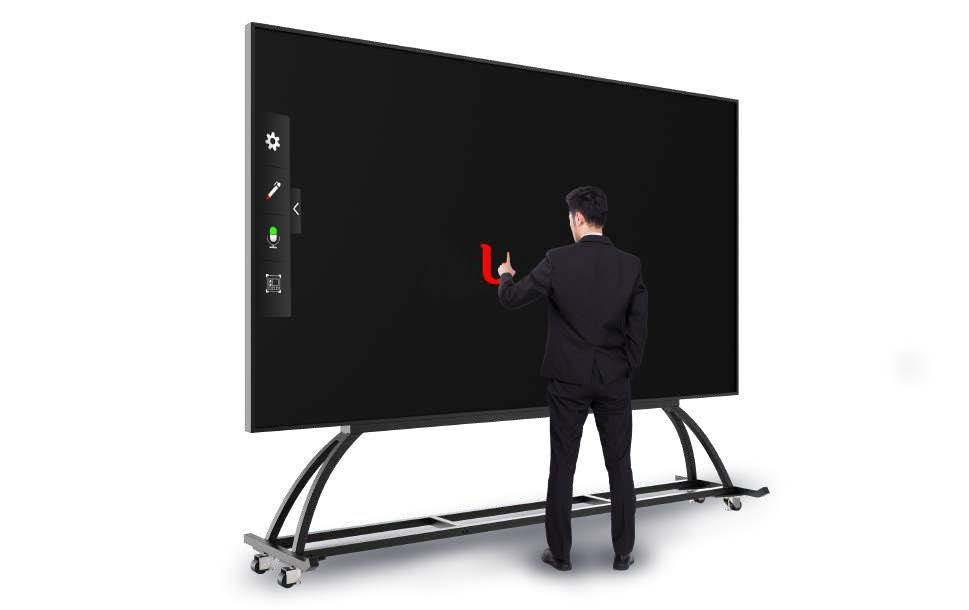 Touch capability of Large display