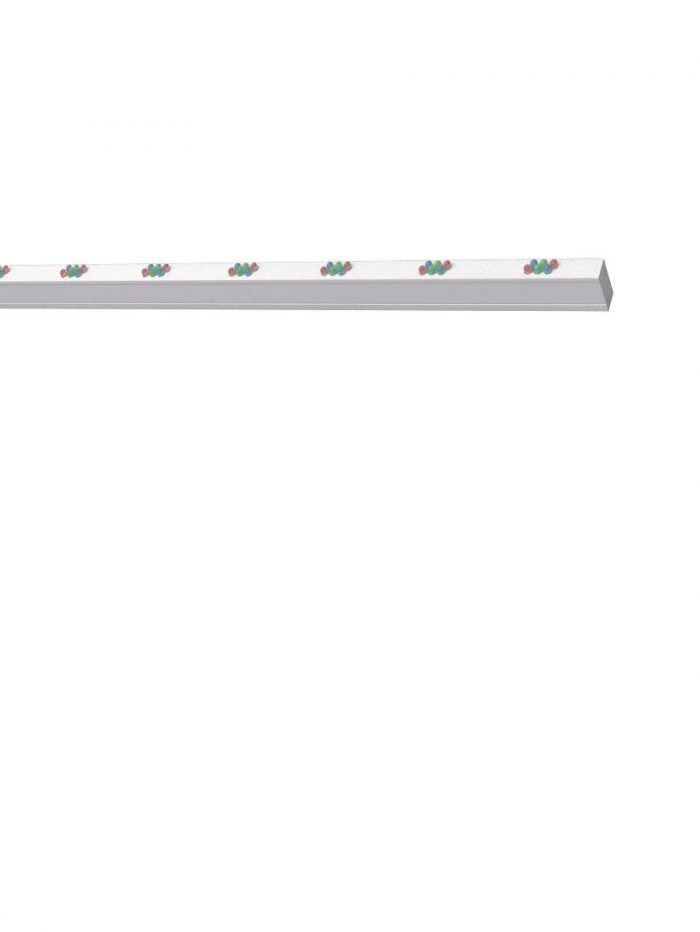 Strip Curtain LED Mesh D Series control