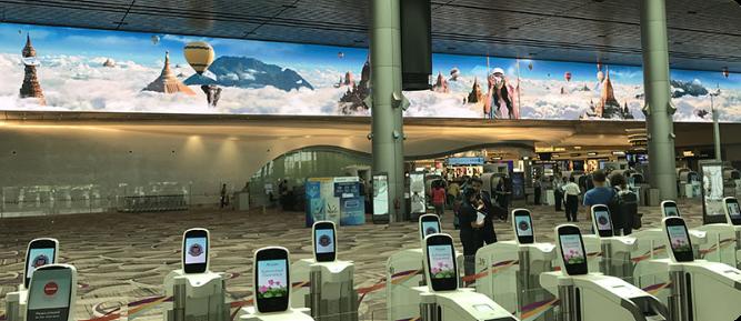Changi-Airport-wall-led-display