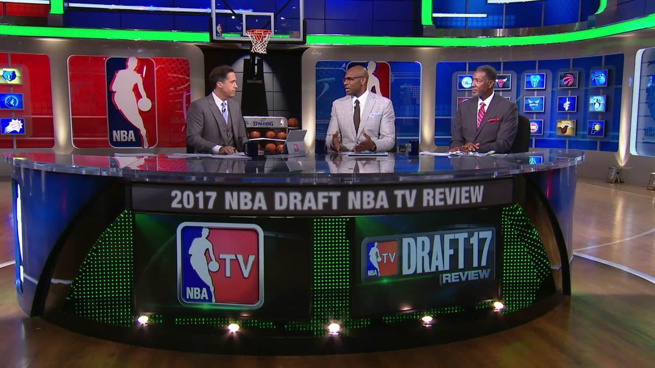 NBA plateau sportif