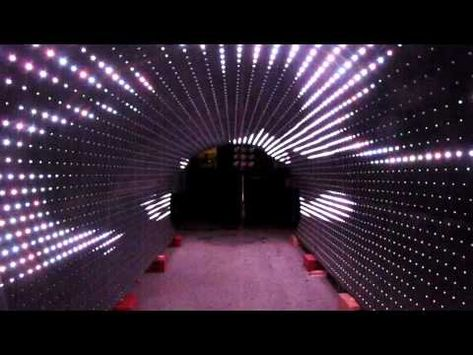 tunnel led architectural