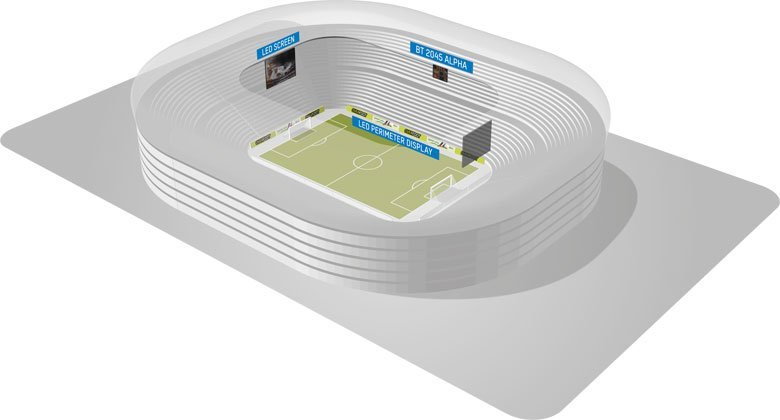 plan Stadium