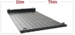 Slim-and-thin Great-heat LED mesh media facade