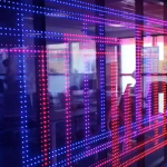 LED-transparent-inside-glass-diisplay-purple