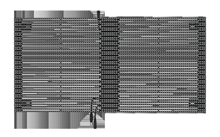 zebra product led mesh