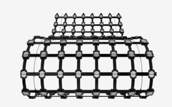 led mesh product flexible