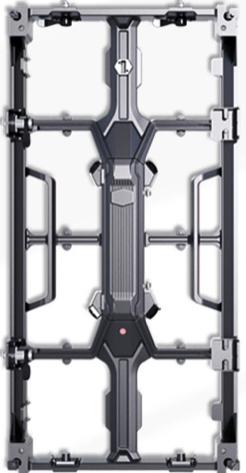 ULF produit écran LED cadre moulé