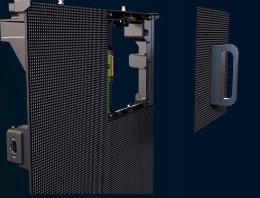 ULF écran LED module magnétiques
