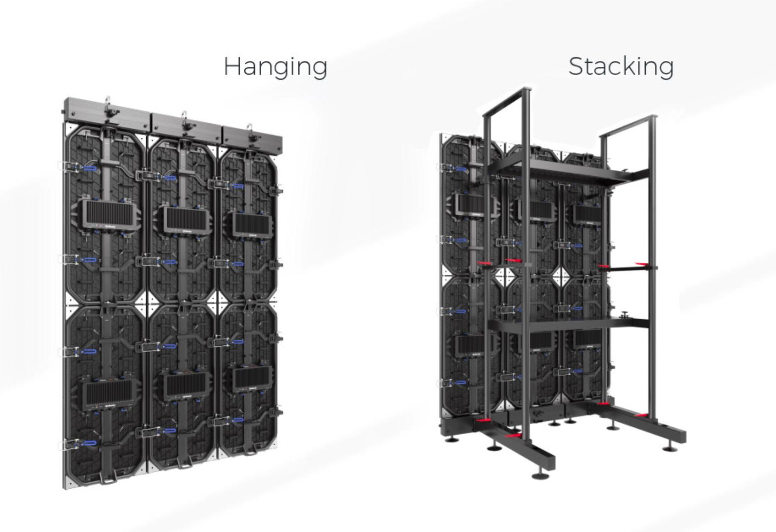 UGM product hanging stacking