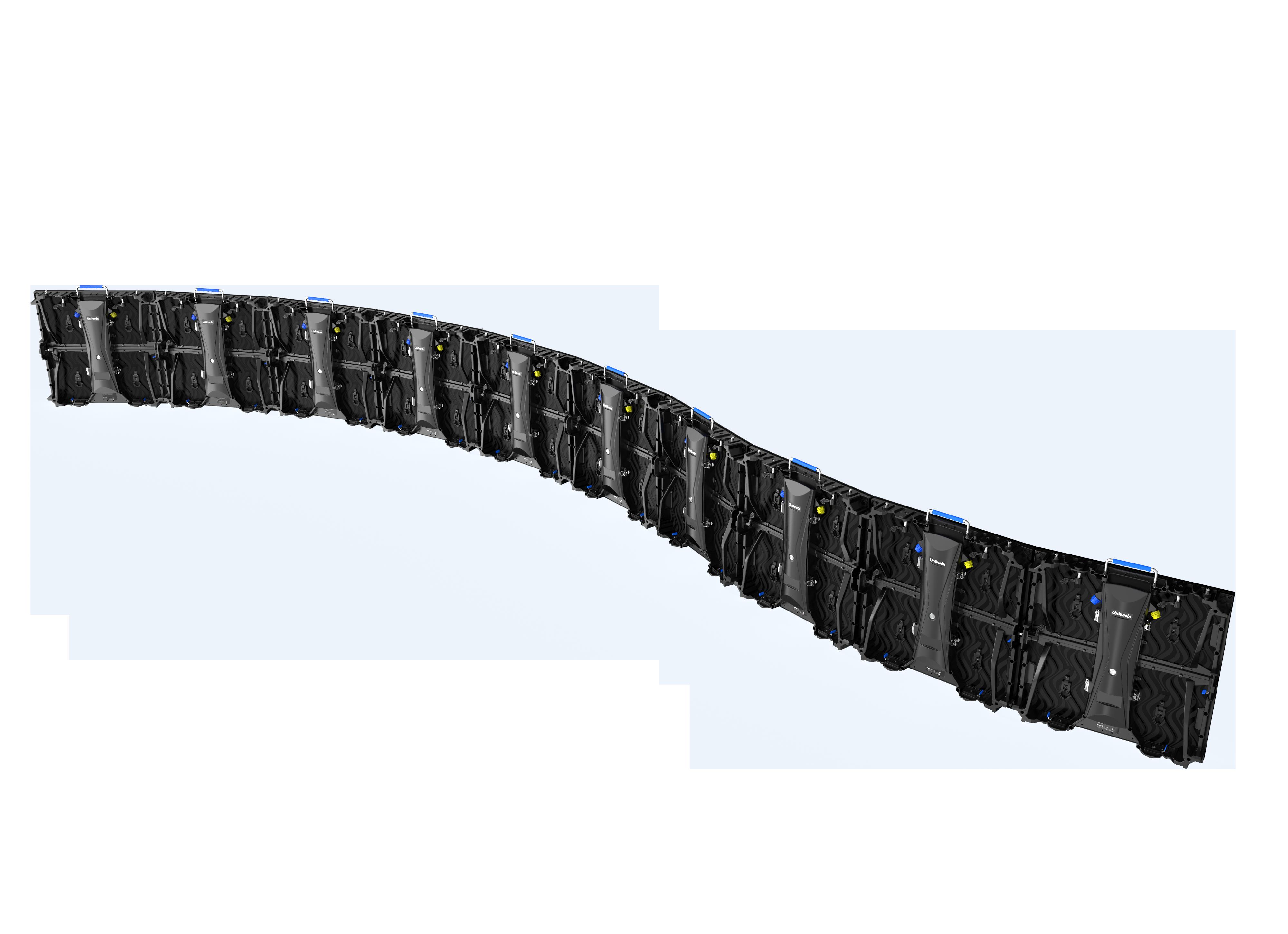 UGM rental led virtual production back side1
