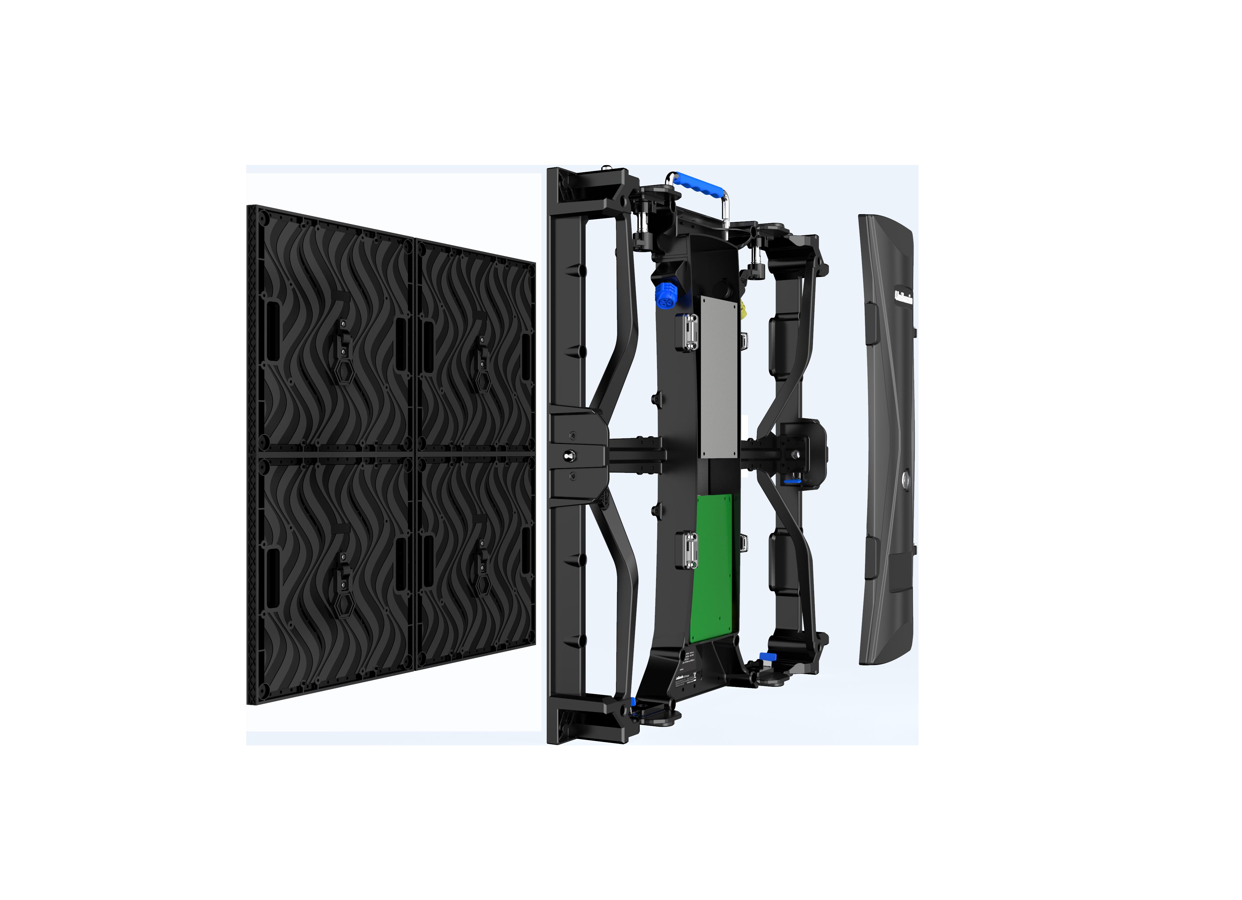 UGM rental led virtual production module