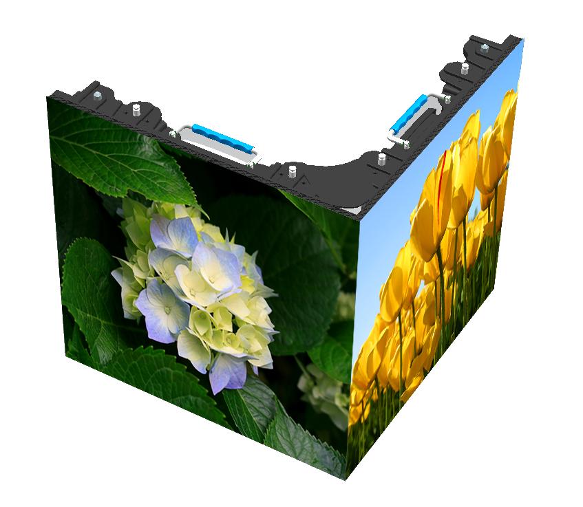 UGM rental led virtual production vertical splice