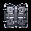 ULF series 500*500 rental led Rear view