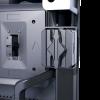 ULF series 500*500 rental led Side lock